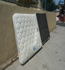 Cheap Mattress Removal in West Nashville GA